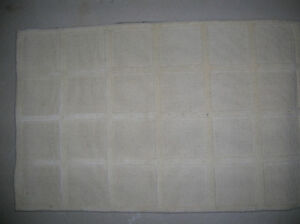 "24"" x 36"" geometric area rugs, 100% wool (qty 2) Oakville / Halton Region Toronto (GTA) image 1"
