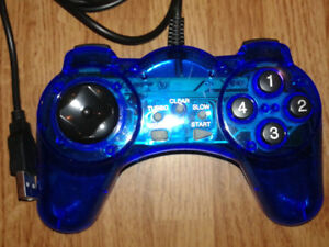 USB controller for PC/Mac - works great
