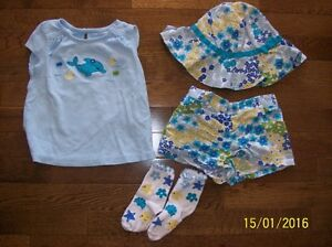 Gymboree 'Sea Splash' Set, Girls 2T