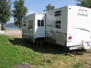 Trailer 31 ft with  masteer bedroom and 4 Bunk beds Strathcona County Edmonton Area image 3