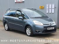 2007 CITROEN C4 GRAND PICASSO 2.0HDi 16V Exclusive 5dr Automatic EGS new MOT