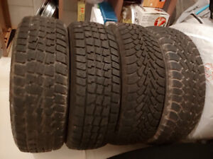 Winter tires:195/65 R 15, 4 tires,$120