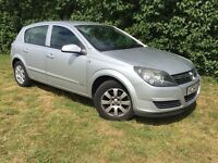 AUTOMATIC - 2005 VAUXHALL ASTRA - 1 YEARS MOT - LOW MILES