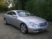 2010 Mercedes-Benz CLS CLS 350 CDI 4dr Tip Auto COUPE Diesel Automatic