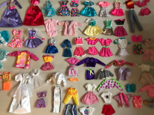 Attention Barbie Lovers! Huge accessory collection available!