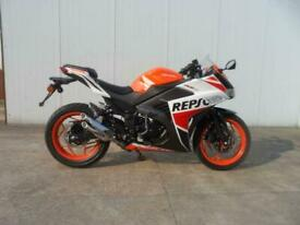 New 2021 Yamasaki YM50-RE EFi Euro 5 sports moped 50cc motorbike 49cc motorcycle