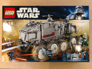 Star Wars Lego Clone Turbo Tank set 8098