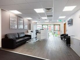 Co-working membership 538 sqft serviced office to rent at Birmingham, Cannock