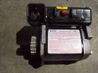 new B&S 1450 series snowblower starter