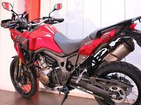 Honda CRF1000L 998cc Africa Twin Adventure Sport 2017MY Africa Twin