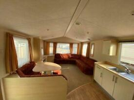 Static caravan Willerby Richmond 37x12 3bed - Buyer must collect.