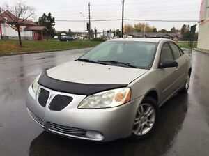 Pontiac G6. 2006 certified  on special