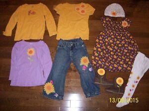 Gymboree 'Sunflower Smiles' 8 Piece Set, Size 3T-4T
