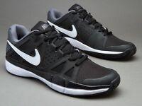BRAND NEW - £45 Mens Nike Air Vapor Advantage Size 10 Black/White Dark Grey