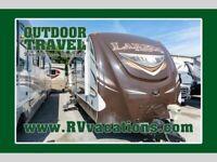 2016 Keystone RV Laredo 294RK  Hamilton Ontario Preview