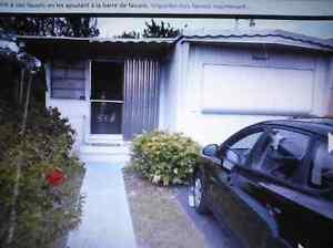 maison mobile Hallandale Floride