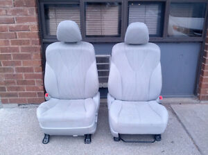 Complete set of Original (OEM) Front and rear seats for Venza