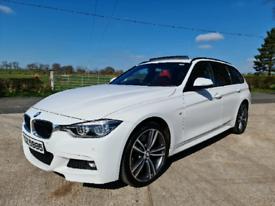 2016 BMW 335D 313BHP TWIN TURBO X-DRIVE M-SPORT (EVERY EXTRA)
