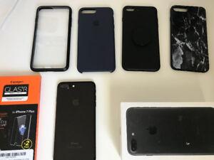 iPhone 7 Plus 128GB w/ accessories