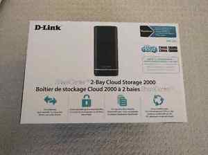 D-Link ShareCentre DNS-320L w/ 2 TB WD Green or 3 TB WD RED