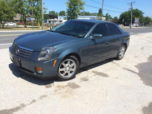 2005 Cadillac CTS Sedan Safety & Etested Mint!