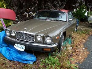 PARTING OUT RARE XJ12C