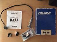 Fishman Double Bass Transducer Pickup