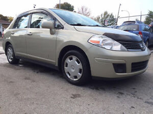 2007 NISSAN VERSA EXTRA CLEAN  AUTOMATIC AC