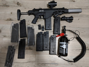 MILSIG M5 Paintball Marker