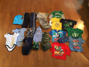 2T boys clothing for sale