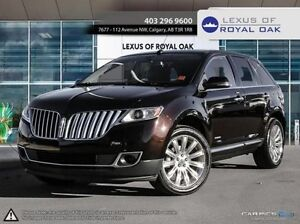 2013 Lincoln MKX Luxury  - $185.58 B/W
