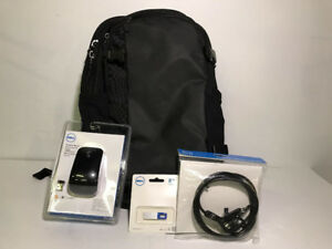 DELL PREMIER LAPTOP BACKPACK BUNDLE - FJN