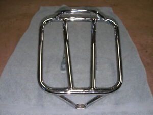 2006 Kawasaki Vulcan Rear Carrier