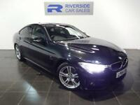 2015 64 BMW 4 SERIES 2.0 420D M SPORT GRAN COUPE 4D AUTO 181 BHP DIESEL