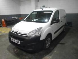 Citroen Berlingo 1.6 Hdi 625Kg Enterprise 75Ps DIESEL MANUAL WHITE (2016)