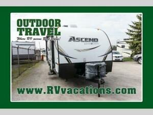 2015 Evergreen RV Ascend A191RB