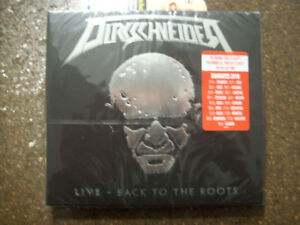 Cd U.do (Dirkschneider) live back to the roots