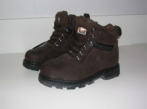 NEW Steel Toe Work Boots