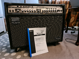 Roland vga5 cosm powered amp