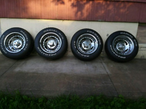 "Set of 14"" tires"