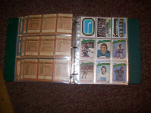 1970s Hockey cards