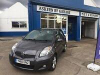 2010 Toyota Yaris 1.0 TR 70,000 miles, full history, 1 former keeper! hpi clear.