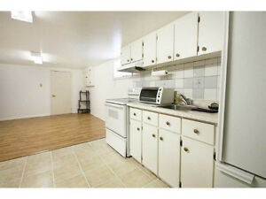 Clean and Spacious Basement Apartment for Rent