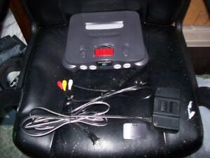 Nintendo 64 console