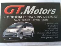 Toyota estima emina lucida previa 8 seaters