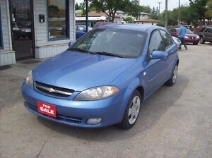2006 Chevrolet Optra 5 LS,   ONLY 127,000KM !!