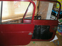 CJ-7 Jeep Doors