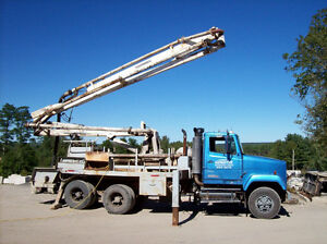 New price- Concrete Pump Truck