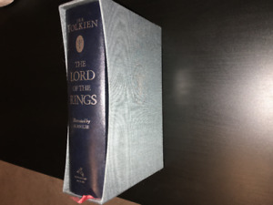 The Lord of the Rings – Illustrated and Signed by Alan Lee