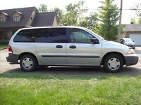 2002 Ford Windstar LX Fourgonnette, fourgon